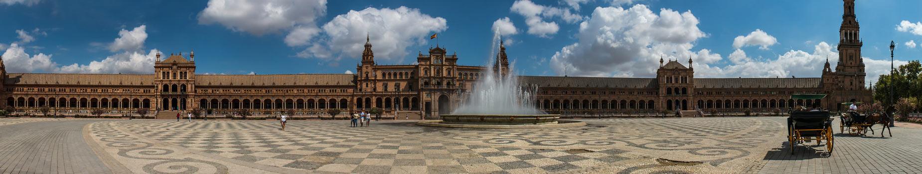 Vliegvakantie Andalusië