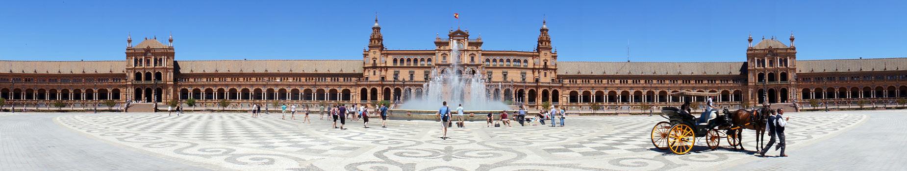 Vliegvakantie Sevilla
