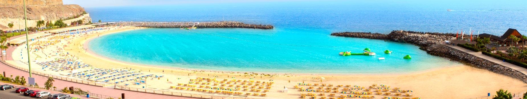 Vliegvakantie Gran Canaria