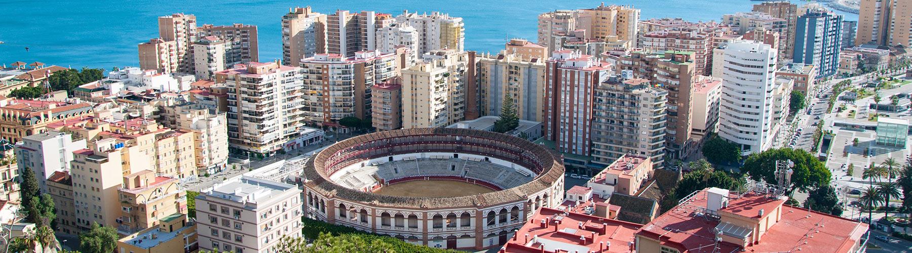 Vliegvakantie Malaga